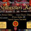 2015. december 31., 16.00 – 30. Szilveszteri Koncert